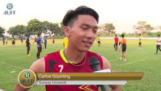 ARENA SUKAN IPT 2016 - ASIAN UNIVERSITY FOOTBALL FEDERATION 2016 EDISI 1