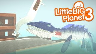LittleBIGPlanet 3 - That Ain't No Whale [Playstation 4]