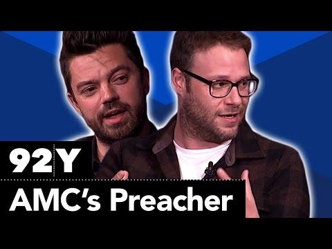 Xxx Mp4 AMC S Preacher Seth Rogen Sam Catlin Garth Ennis Dominic Cooper Joseph Gilgun And Ruth Negga 3gp Sex