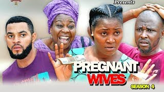 """New Movie """"PREGNANT WIVES PART 4"""" - 2019 Latest Nigerian Nollywood Movie Full HD"""