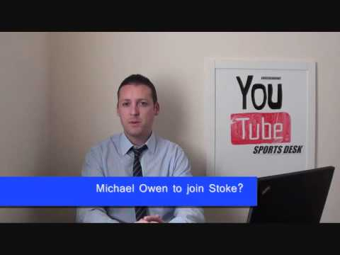 Michael Owen to join Stoke City?