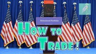 How I Trade the Stock Market!