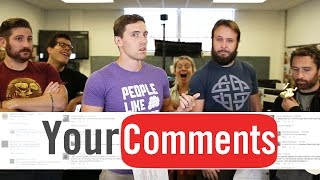 WE FIRED OUR FANS? - Funhaus Comments #38