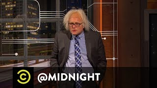Bernie Sanders Rants About Avocado Toast - @midnight with Chris Hardwick