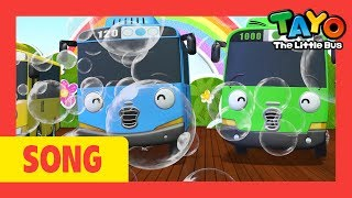 Tooth Brushing Song l Nursery Rhymes l Tayo the Little Bus