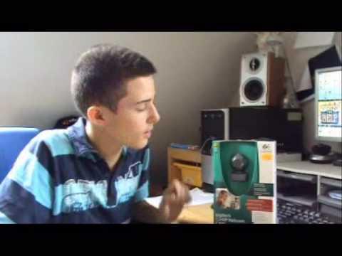 REVIEW Logitech QuickCam C300 1.5 4MP webcam