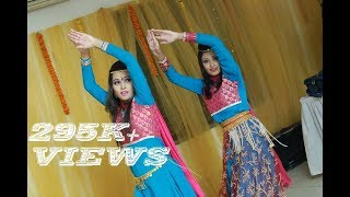 Ghagra + Nagin dance performance