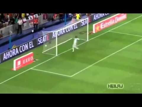 Messi Humillando Al Real Madrid