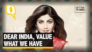 Dear India, Swasth Raho, Mast Raho, says Shilpa Shetty | The Quint