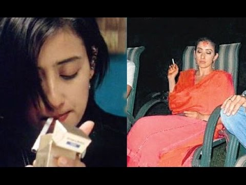 10 Bollywood Actresses Who Smoke in Real Life