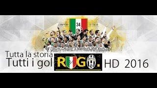 Juventus Campione d'Italia 2015/2016 ► Tutti i gol della rimonta HD |All goals|