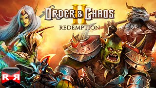 Order & Chaos 2: Redemption (by Gameloft) - iOS / Android - Gameplay Video
