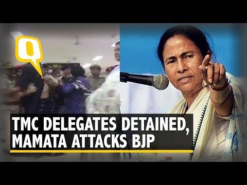 Xxx Mp4 Assam NRC TMC Delegation Detained At Silchar Airport The Quint 3gp Sex