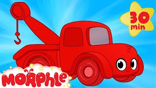 My Magic Tow Truck Morphle - My Magic Pet Morphle Vehicle Videos For Kids