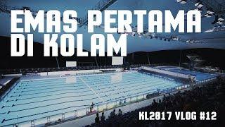Tifo Arena@KL2017 | Chapter 12: Emas Pertama di Kolam | Astro Arena