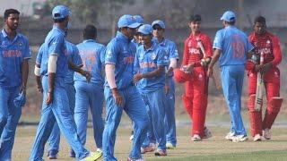 ICC U-19 WC : India to mammoth 372-run win over Canada