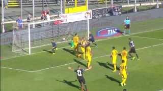 Il Gol di Moralez - Atalanta - Hellas Verona 1 - 1 Serie A TIM 2015/16