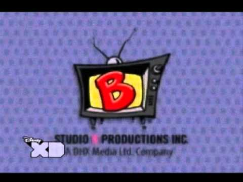 Jetix Europe Studio B Productions Inc. YTV 2008