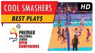 Alyssa Valdez ends the long rally with a strong hammer | PVL | Best Plays