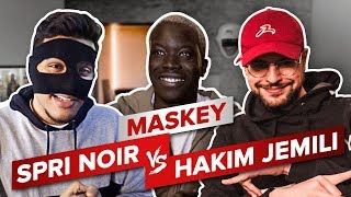 S.PRI NOIR vs HAKIM JEMILI - MASKEY