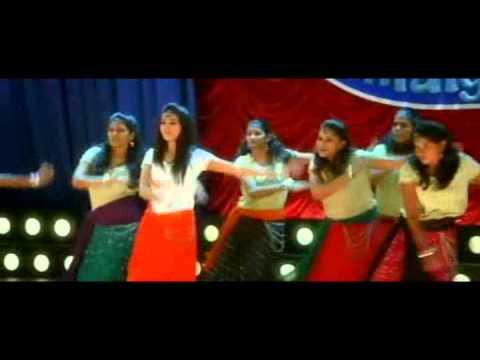 samantha stage dance in neethane en ponvasantham