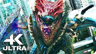 Pacific Rim 2: Uprising New Clips & Trailer (2018)