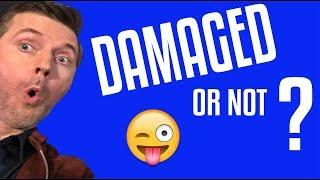 DAMAGED NOT DAMAGED - RICHARD ARMITAGE