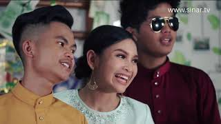 Girang Syawal Tiba -  ( Official Music Video )