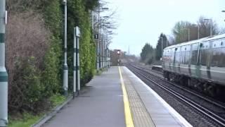 Trains at Bosham