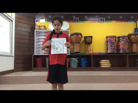 British School of New Delhi Entry - FOBISIA Online Maths Video Challenge