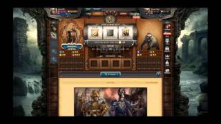 Time to be a Hero facebook game first look gameplay español