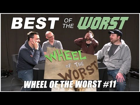Best of the Worst Wheel of the Worst 11
