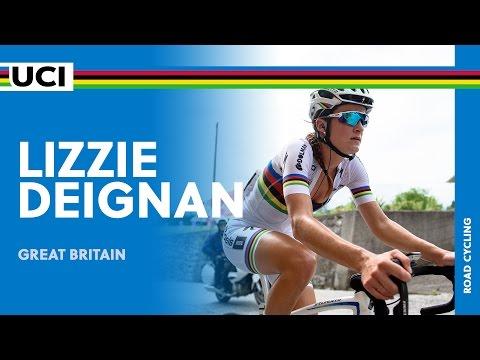 UCI World Champions: Lizzie Armitstead