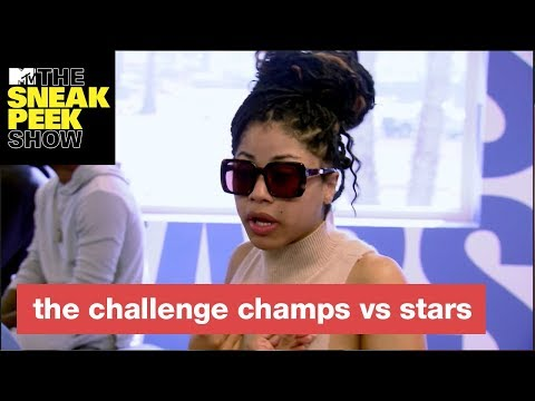 Xxx Mp4 Cardi B S Sister Hennessy Is Too Good For Champs V Stars The Sneak Peek Show MTV 3gp Sex