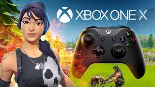FORTNITE - XBOX ONE X CONSOLE // Best Live Stream Gameplay