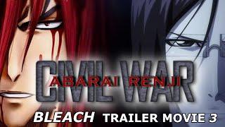 CIVIL WAR   BLEACH MOVIE Trailer anime