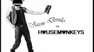 Jason Derulo - Dont Wanna Go Home (HouseMonkeys Electro Club Remix)