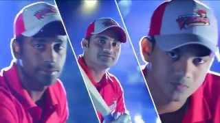 Chittagong Vikings Theme Song 2015 BPL T20 Arafat, Kumar Bishwajit , Afzal Hossain, Ibrar tipu,