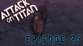 LIVE REACTION!! Attack on Titan Episode 25[Finale]