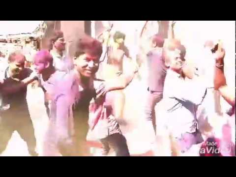 Holi dancing new Manipur Pasi samaj