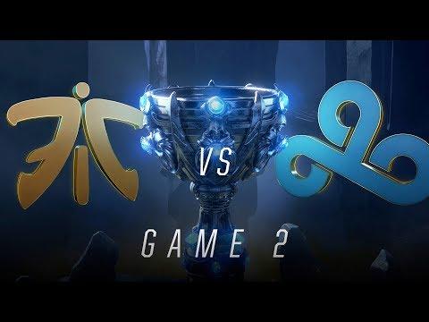 Xxx Mp4 FNC Vs C9 Semifinal Game 2 World Championship Fnatic Vs Cloud9 2018 3gp Sex