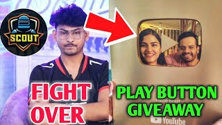 Dynamo Gaming Vs Scout Drama OVER   Flying Beast Gold Button Giveaway   Tanmay Bhat, BeerBiceps  