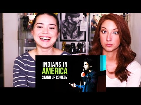 KENNY SEBASTIAN - BEING INDIAN IN AMERICA | Stand Up Comedy | Reaction