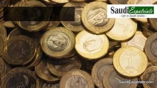 New Saudi Currency Notes & Metal Coins, New Saudi Riyals & Halalas