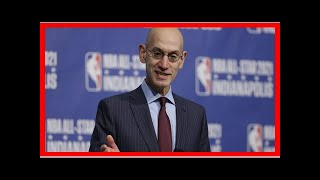 TODAY NEWS - Adam Silver is honest: the nfl most likely expand to Europe than nba