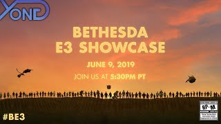Bethesda E3 2019 Press Conference Live With YongYea