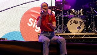 Sigrid - Live, Full Set @ Way Out West 2018 [4K HD]