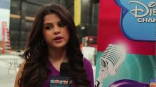 "Selena Gomez Talks ""Wizards"" Reunion"