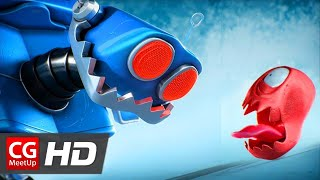 "CGI Animated Short Film ""SuperBot Short Film"" by Trexel Animation"