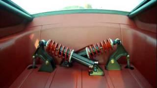 Anvil Mustang Rear Shocks